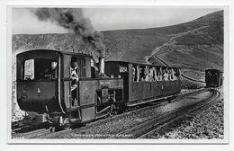 Snowdon Mountain Railway - Eisenbahnen