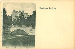 Cpa MODAVE - Château De Modave Sur Le Hoyoux, Environs De Huy - Modave