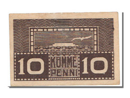 Estonie, 10 Penni Type 1919-20 - Estonie