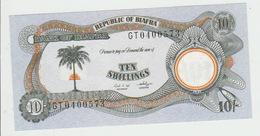 Biafra 10 Shillings (1968-69)  Pick 4 UNC - Altri – Africa