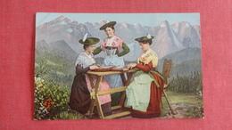 Female- Gruss Aus Den Alpen  -ref 2706 - Europe