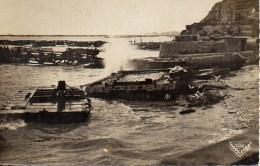 """14 ARROMANCHES """" Port De La Libération 1944 - Arromanches"""