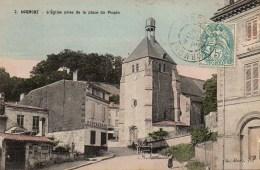 33 LORMONT L'Eglise Prise De La Place Pinpin - France