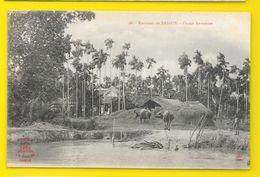Env. De SAÏGON Ferme Annamite (La Pagode) Viet Nam - Viêt-Nam