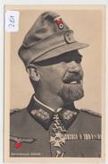 281, Hoffmann Ritterkreuzkarte General Der Gebirgsjäger Ringel, Nr.1538 ! - Weltkrieg 1939-45