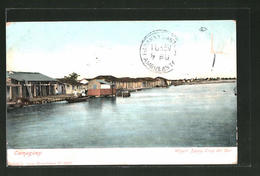 AK Camagüey, Wharf Santa Cruz Del Sur - Cuba