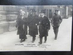 Postkarte Revolution München 1918 1919 - Kurt Eisner - Hoffmann - Räterepublik - Kommunisten - Guerre 1914-18