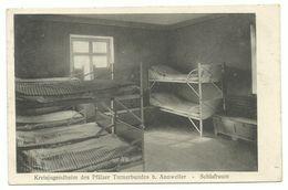 Annweiler Kreisjugendheim Des Pfälzer Turnerbundes Schlafraum 1930 - Deutschland