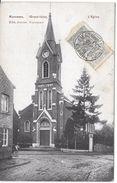 WAREMME (4300) GRAND AXHE Eglise (jeanne) - Borgworm