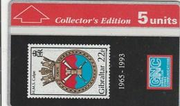 Gibraltar - HMS Calpe Stamp Collectors Ed. - Gibraltar