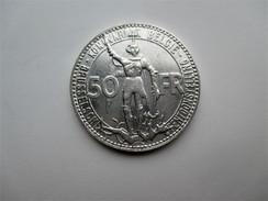 België  50 Frank 1935   Wereldtentoonstelling  Vlaams - 1934-1945: Leopold III