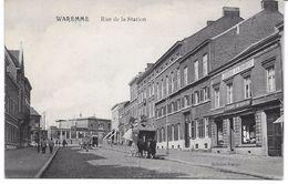 WAREMME (4300) Rue De La Station - Borgworm