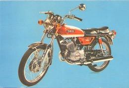 MOTO YAMAHA YAS 125 CM3 - Motorbikes