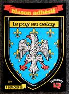Autocollant Adhésif - Blason LE PUY EN VELAY (43) - Editions PASTRE N° 559 - Autocollants