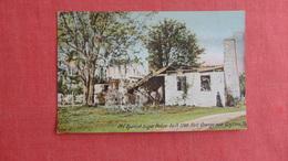Old Spanish Sugar House Fort Orange Near Daytona  Florida -ref 2706 - Daytona