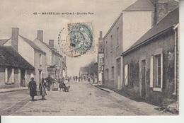 41 -  MAVES - Grande Rue Animée - Autres Communes