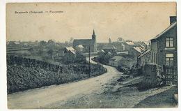 Beauwelz Panorama Momignies Timbrée 1933 Vers Villerupt Edit Gerday Lemye - Momignies