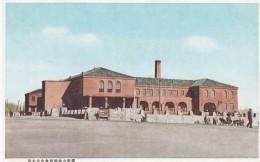 Manchukuo Main Government Office, Hsinking Shinkyo (Changchun) China, C1930s Vintage Postcard - China