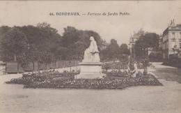Métiers - Botanique Horticulture - Jardinier - Terrasse Jardin Public - Métiers