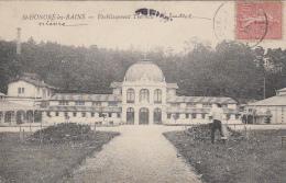 Métiers - Botanique Horticulture - Jardinier - Saint Honoré Les Bains - Thermalisme - 1906 - Métiers