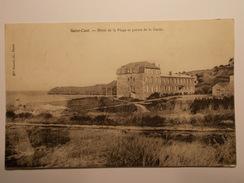 Carte Postale - St CAST (22) - Hôtel De La Plage Et Pointe De La Garde (1681/1000) - Saint-Cast-le-Guildo