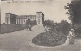 Métiers - Botanique Horticulture - Jardinier - Marseille Jardin Ecole De Médecine - Métiers