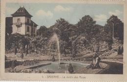 Métiers - Botanique Horticulture - Jardinier - Saverne 67 - Jardin Des Roses - Métiers