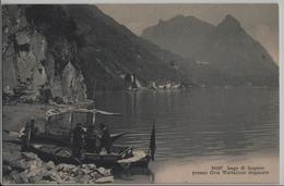 Lago Di Lugano - Presso Orio Visitazioni Dogaule - Photo: Wehrli - TI Tessin