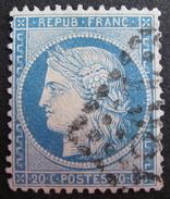 LOT R1576/45 - CERES (SIEGE) N°37 - GC 1987 LAVAL (Mayenne) - 1870 Siege Of Paris