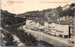 19 - TULLE -- Quai De La Mairie Et - Tulle