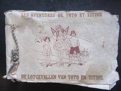 Livre Avec Illustrations - Les Aventures De Toto Et Tintine - Circa 1930 Ed. Anvers - F. S. May Illustrateur - Autres