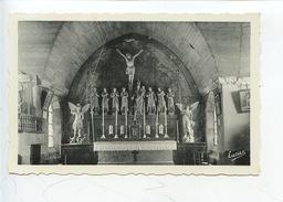 La Chapelle Des Sept Saints (C Du N) L'intérieur (n°1243 éd Art - Cp Vierge) - Saint-Gilles-Vieux-Marché