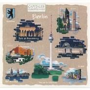 BF 88 - CAPITALES EUROPEENNES -BERLIN -2005 - Blocs Souvenir