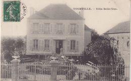 TOURVILLE : VILLA BELLE - VUE . - France