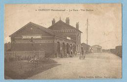 0627  CPA  CUINCHY Renaissance (Pas De Calais)  La Gare  -  The Station  +++++++ - Sonstige Gemeinden