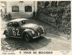 VW Coccinelle 1954 ? Grande Photo TOP 24 X 18 - Photos