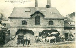 N°56519 -cpa Pierrefonds -la Fabrique De Sucre- L'enlèvement De La Pulpe- - Pierrefonds