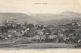 Anould (Vosges) - Vue Générale - Edition Ad. Weick - Carte Non Circulée - Anould