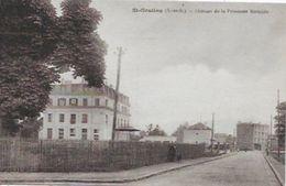 CPA De SAINT-GRATIEN - Châteaude La Princesse Mathilde - Saint Gratien