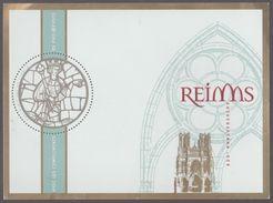 Bloc 201- NMH Phila@Poste Reims - Erinnophilie