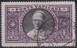 Vatican    .    Yvert   .    56     .    O     .        Cancelled - Usati