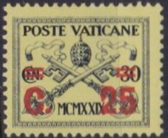 Vatican    .    Yvert   .    39     .    *     .          Mint-hinged - Vaticaanstad
