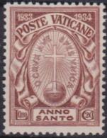 Vatican    .    Yvert   .   42    .    *     .          Mint-hinged - Ongebruikt