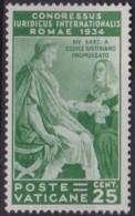 Vatican    .    Yvert   .    68    .    *     .          Mint-hinged - Vatican