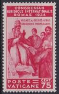Vatican    .    Yvert   .    69       .    *     .          Mint-hinged - Vaticaanstad