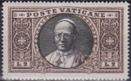 Vatican    .    Yvert   .    55      .    **     .         MNH - Vaticaanstad
