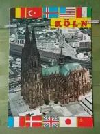 Kov 830 - KOLN, FLAG, Ed. Kruger - Germany