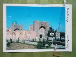 Kov 843 - Samarkand  Samarqand , Samarcand - Uzbekistán