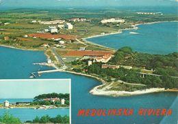 Medulin, Istra (Croazia, Ex Jugoslavia) Medulinska Riviera, Aerial View, Vue Aerienne, Luftansicht, Veduta Aerea - Croazia