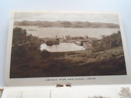 D153742 Scotland -  ARGYLL - LOCHGILPHEAD - The Stag Hotel  Booklet - Alberghi & Ristoranti